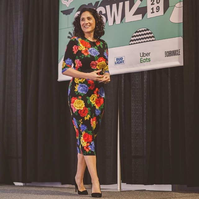 What an amazing day! Thank you to everyone who came to my talk. I know you had a ton of choices and I'm glad you picked me.  I loved meeting each of you to sign your books and I sent you each a silent prayer that you feed your soul and live life fulfilled 💋 #sxsw2019
